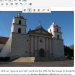 Adding Alt Text to WordPress Images, click on image and click edit button